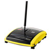 RCP421588BLA:  Rubbermaid® Commercial Brushless Mechanical Sweeper