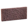 MMM08004:  3M Doodlebug™ Brown Scrub 'n Strip Pad