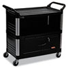 RCP4095BLA:  Rubbermaid® Commercial Xtra™ Equipment Cart