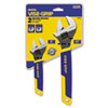 IRW2078700:  IRWIN® VISE-GRIP® Two-Piece Adjustable Wrench Set 2078700