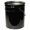 FRC1252:  Freund® Open Head Steel Pail