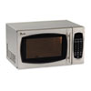 AVAMO9003SST:  Avanti 0.9 Cubic Foot Capacity Stainless Steel Microwave Oven
