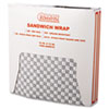 BGC057800:  Bagcraft Grease-Resistant Paper Wrap/Liners