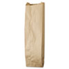 BAGLQQUART500:  General Grocery Liquor-Takeout Quart-Sized Paper Bags