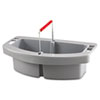 RCP2649GRA:  Rubbermaid® Commercial Maid Caddy