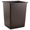 RCP256BBRO:  Rubbermaid® Commercial Glutton® Container