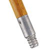 RCP6364:  Rubbermaid® Commercial Standard Threaded-Tip Broom/Sweep Handle