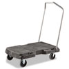 RCP4401BLA:  Rubbermaid® Commercial Triple Trolley