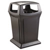 RCP917388BLA:  Rubbermaid® Commercial Ranger® Fire-Safe Container