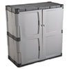 RUB7085:  Rubbermaid® Double-Door Storage Cabinet