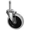 SGSFG3424L60000:  Rubbermaid® Commercial Replacement Bayonet-Stem Casters