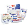 FAO90103:  PhysiciansCare® by First Aid Only® OSHA First Aid Refill Pack