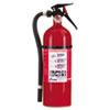 KID21006204P:  Kidde Service Lite Multi-Purpose Dry Chemical Fire Extinguisher - ABC Type 21006204
