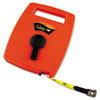 LUF706D:  Lufkin® Hi-Viz® Linear Measuring Tape 706D