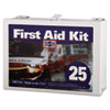 PKT6086:  Pac-Kit® #25 Steel First Aid Kit