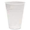 BWKTRANSCUP10CT:  Boardwalk® Translucent Plastic Cold Cups