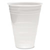 BWKTRANSCUP16PK:  Boardwalk® Translucent Plastic Cold Cups