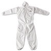 KCC49115:  KleenGuard* A20 Breathable Particle Protection Coveralls 49115