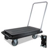 DEFCRT530004:  deflecto® Heavy-Duty Platform Cart