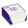BGC051475:  Bagcraft Dry Wax Patty Paper Sheets