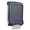 SJMT1700TBK:  San Jamar® Large Capacity Ultrafold™ Towel Dispenser