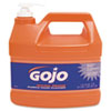 GOJ95504:  GOJO® Natural Orange™ Pumice Hand Cleaner 0955-04