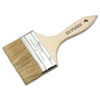MNL236S:  Magnolia Brush Low Cost Paint or Chip Brush 236-S