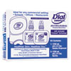 DIA09400:  Dial Complete® Duo Antibacterial Foaming Hand Soap Dispenser Kit