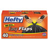 RFPE27744:  Hefty® Easy Flaps® Trash Bags