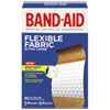 JOJ5685:  BAND-AID® Flexible Fabric Extra Large Adhesive Bandages