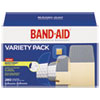 JOJ4711:  BAND-AID® Sheer/Wet Flex Adhesive Bandages