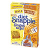 JLS33620:  diet Snapple® Diet Iced Tea Drink Mix Singles