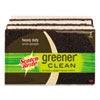 MMM87033:  Scotch-Brite™ Greener Clean Heavy-Duty Scrub Sponge