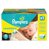 PGC86371CT:  Pampers® Swaddlers Diapers