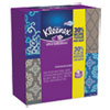 KCC25830:  Kleenex® Ultra Soft Facial Tissue