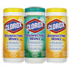 CLO30112:  Clorox® Disinfecting Wipes