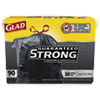 CLO70313:  Glad® Drawstring Large Trash Bags