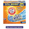 CDC3320000108:  Arm & Hammer™ Plus the Power of OxiClean™ Powder Detergent