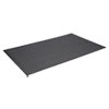 CWNFL2436BK:  Crown Ribbed Vinyl Anti-Fatigue Mat