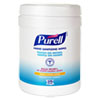 GOJ911306CT:  PURELL® Sanitizing Hand Wipes