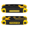 BOSSTHT71839:  Stanley® Folding Metric and SAE Hex Keys