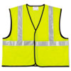 CRWVCL2SLL:  MCR™ Safety Luminator™ Class 2 Safety Vest
