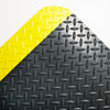 CWNCD0023YB:  Crown Industrial Deck Plate Anti-Fatigue Mat