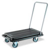 DEFCRT550004:  deflecto® Heavy-Duty Platform Cart