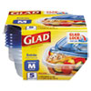 CLO60795PK:  Glad® Food Storage Containers with Lids