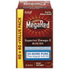 MEG98093EA:  MegaRed® Extra Strength Omega-3 Krill Oil Softgel