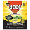 RAC98343:  d-CON® Refillable Bait Station & Refills