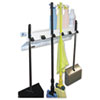 EXC3336WHT2:  Ex-Cell Mop & Broom Holder