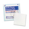 FAO5005:  First Aid Only™ Gauze Pads