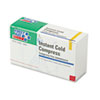 FAOB5035:  First Aid Only™ Instant Cold Compress Refill for ANSI-Compliant First Aid Kit